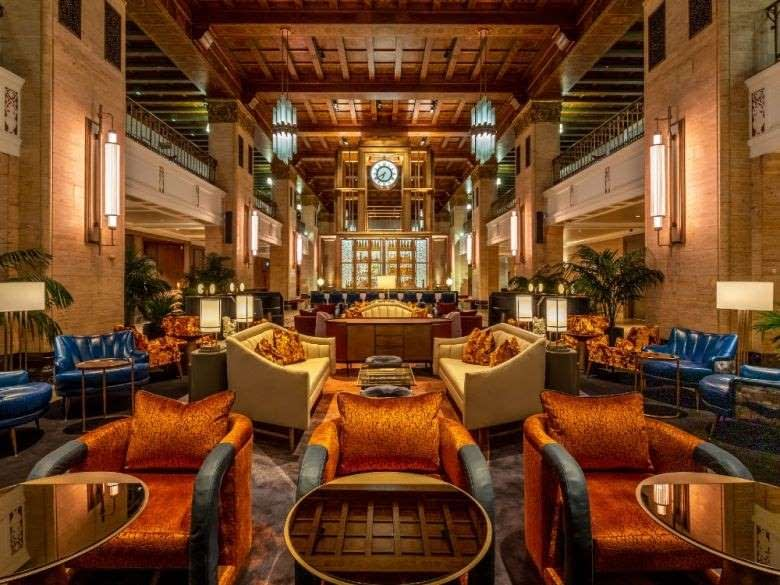 Royal York Hotel after renovation to help their brand look contemporary but remain classic